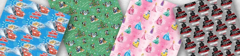 Disney Gift Wrap