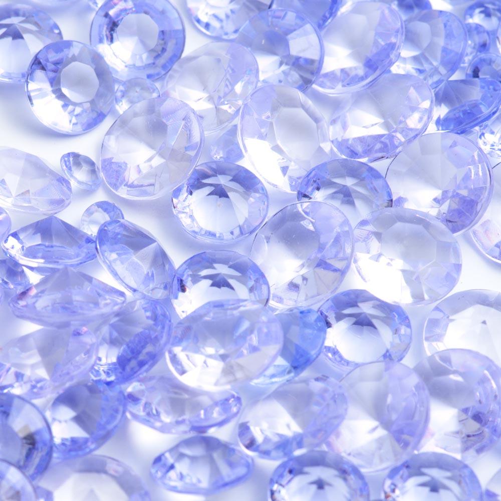 Wedding Table Crystals
