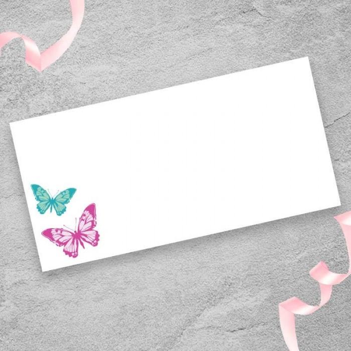 Dazzle Wedding Place Card