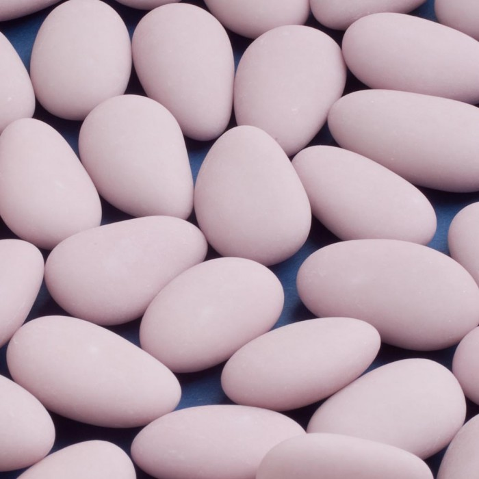 Lilac Luxury Sugared Almonds - 1kg Box