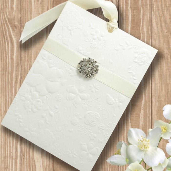 Precious Day Wedding Invitation