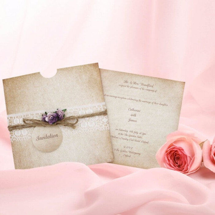 Personalised Wedding Invitations Stationery Paper Themes