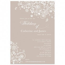 Essence Wedding Invitations