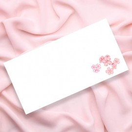 Cherry Blossom Wedding Place Card