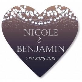 Fairylights Luxury Wedding Bunting