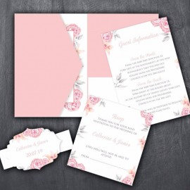 Perfection Wedding Invitation