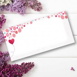Follow Your Heart Wedding Place Card