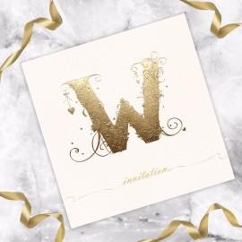 Precious Moments Wedding Invitation