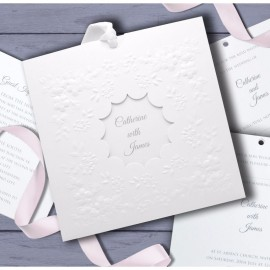 Graceful Wedding Invitation