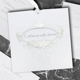 Have And To Hold Wedding Invitation