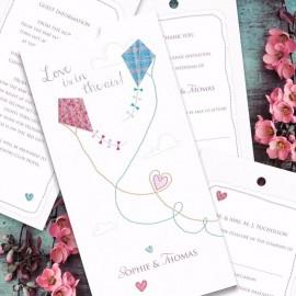 Love Me Tender Wedding Invitation