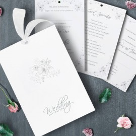Little Precious Wedding Invitation