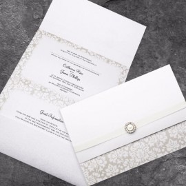 Lustre Wedding Invitation