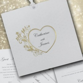 Passion Wedding Invitation