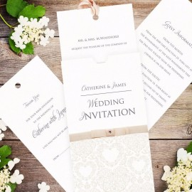I Do Wedding Invitation