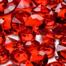 Red Table Crystals - 100g Pack