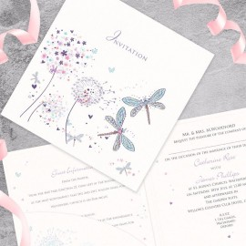 Serenity Wedding Invitation