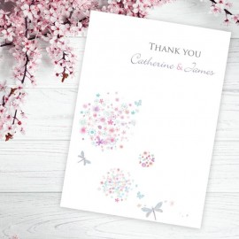 Serenity Thank You Card
