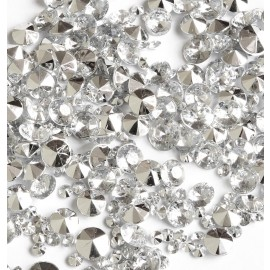 Silver Table Crystals - 100g Pack