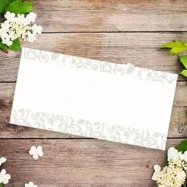 Simplicity Wedding Place Card