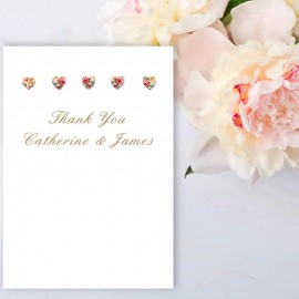 Sweet Inspiration Thank You Card