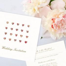 Sweet Inspiration Wedding Invitation