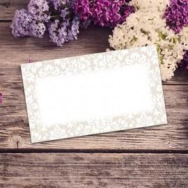 Wedding Damask Wedding Place Card