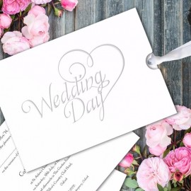 Wedding Day Wedding Invitation