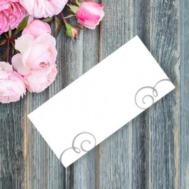 Wedding Day Wedding Place Card