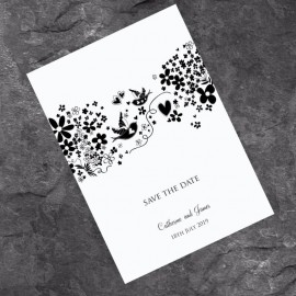 Windsor Save the Date Card