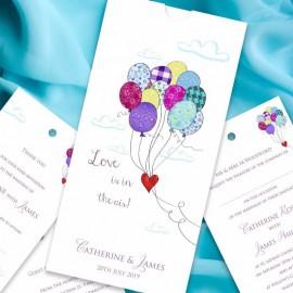 My Dream Wedding Invitation