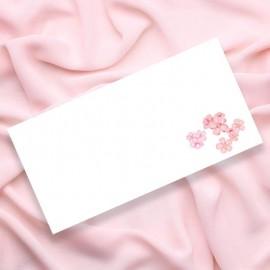 Cherry Blossom Wedding Place Card