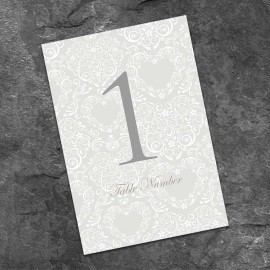From This Day Table Numbers - Pack of 10