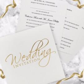 Enchantment Wedding Invitation