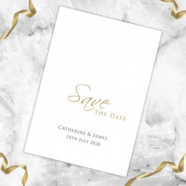 Enchantment Save the Date Card