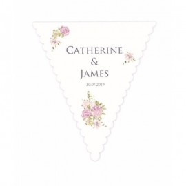 Happy Days Wedding Bunting