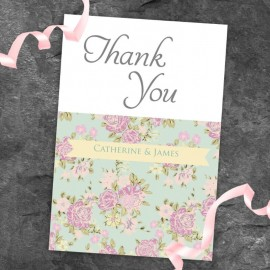 Happy Days Thank You Card