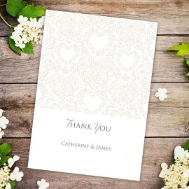 I Do Thank You Card