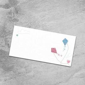Love Me Tender Wedding Place Card