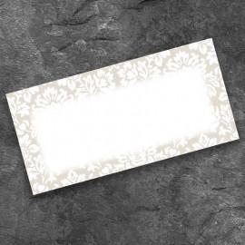 Lustre Wedding Place Card