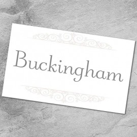 Once Upon A Time Table Names - Pack of 10