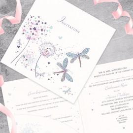 Serenity Wedding Invitation