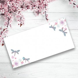 Serenity Wedding Place Card
