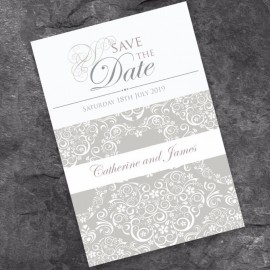From This Day Save the Date Card