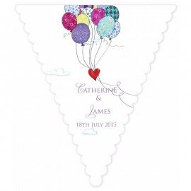 My Dream Wedding Bunting